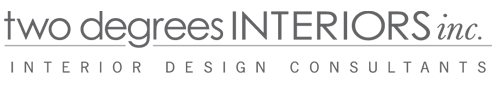 Two Degrees Interiors Logo